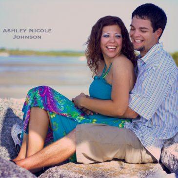 Erica and Andrew