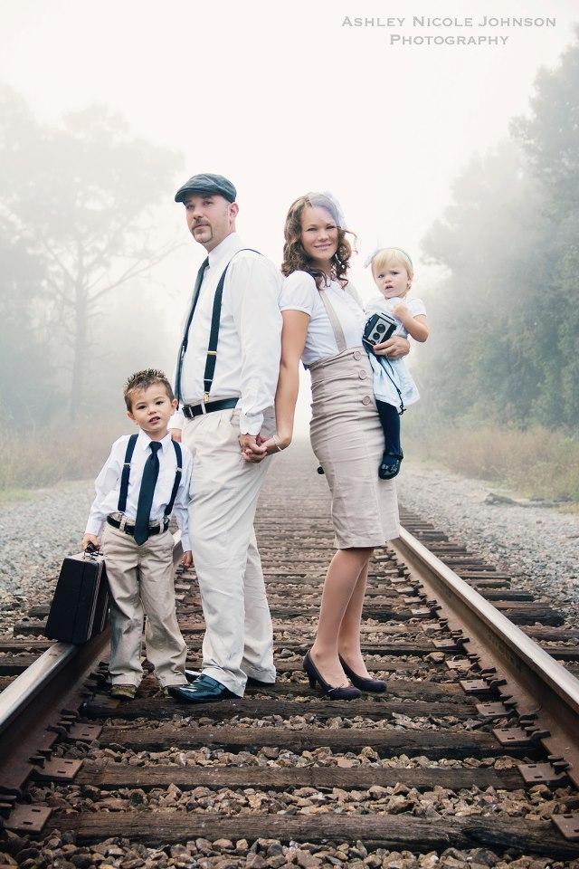Creative Family Portrait Photographer in Ocala